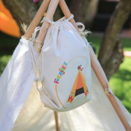 bolsa regalo nativo