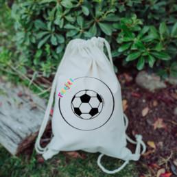 bolsa regalo futbol