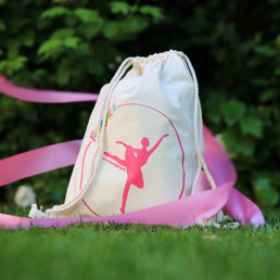 bolsa regalo bailarina