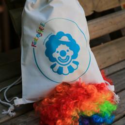 bolsa regalo circo